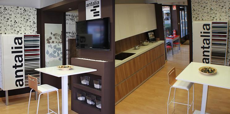Antalia inaugura dos nuevos espacios en alcal de henares - Antalia cocinas ...