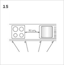 Consejos pr cticos para tu cocina - Altura encimera cocina ...