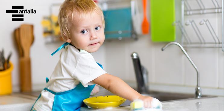 ¡Guerra a las bacterias en la cocina!