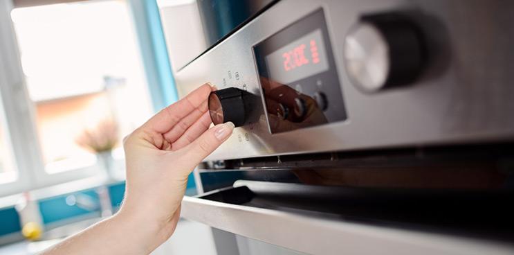 Pequeños gestos para ahorrar energía en tu cocina
