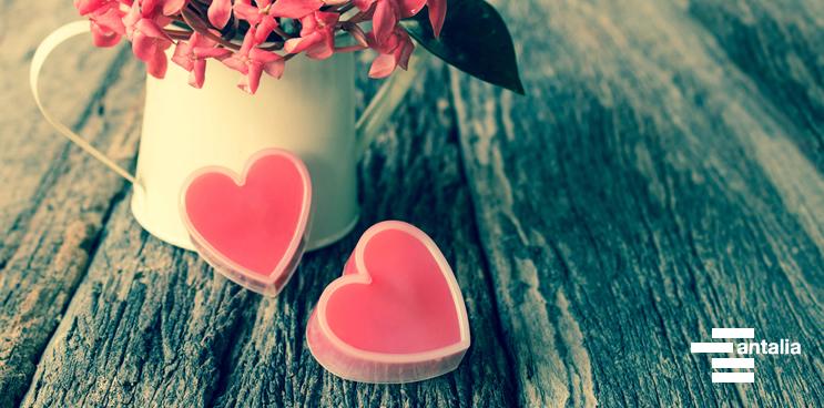 5 ideas para una cena romántica