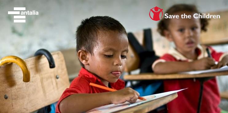 Compartir… con Save the Children y antalia