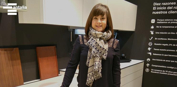 Alba, la ganadora del Concurso antalia decora