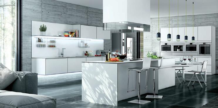 La Cocina Compact en Cocinas y Baños