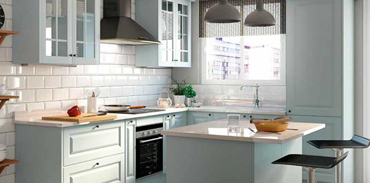Salimos en la revista interiores - Antalia cocinas ...