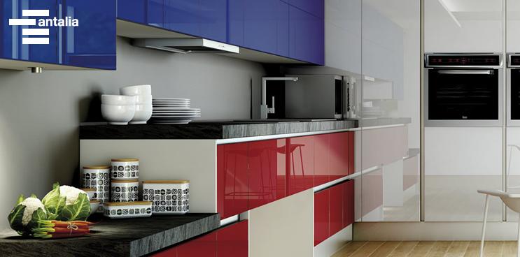 Cómo elegir el color de la cocina ¡Tendencias!