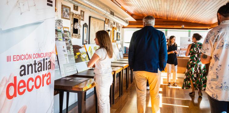 IN-SU-PE-RA-BLES: Conoce a los finalistas de la III edición de antalia decora