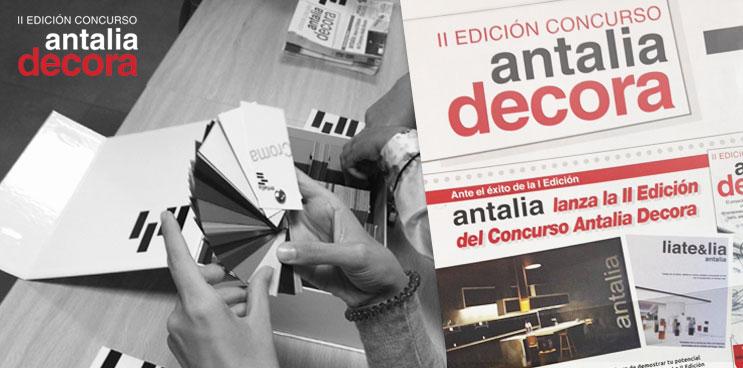 Preguntas y dudas del concurso de diseño Antalia Decora