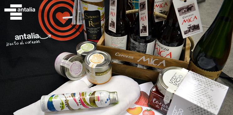 ¡Sabrosas novedades en la Selección Gourmet de Antalia!