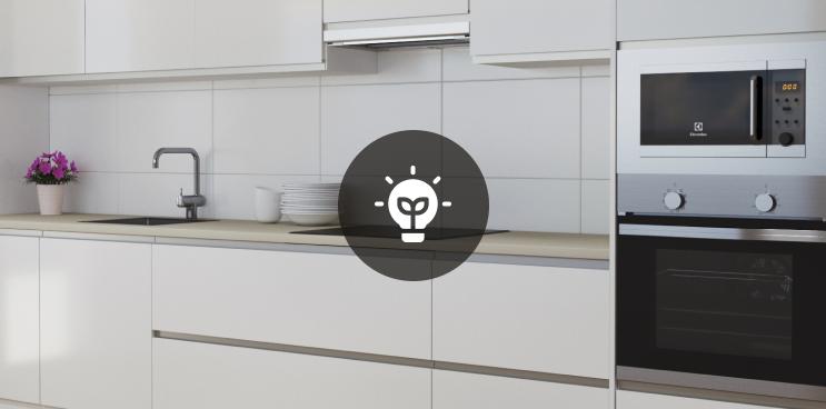 Reforma tu cocina para que sea más eficiente energéticamente
