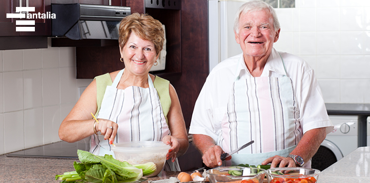 5 consejos para adaptar la cocina a los mayores