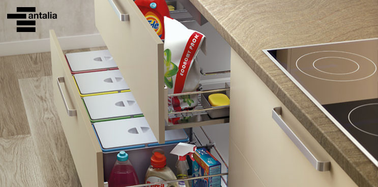 Cómo reciclar en la cocina y vivir una vida sin plásticos
