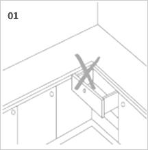 horno de pared con cajón calentador Consejos Prcticos Para Montar Tu Cocina
