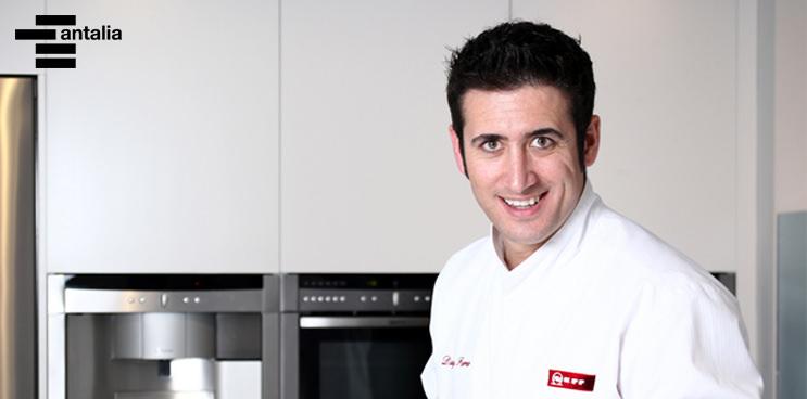 Diego Ferrer, Antalia y Fun&Des, una Cocina de Autor