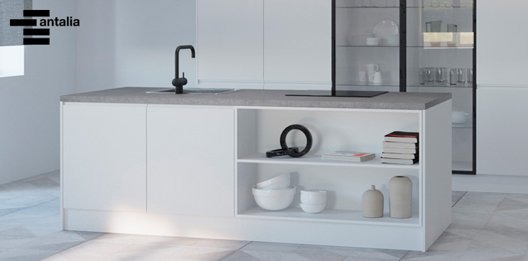 Acierta en tu cocina: ¿estratificado, laminado o polilaminado?