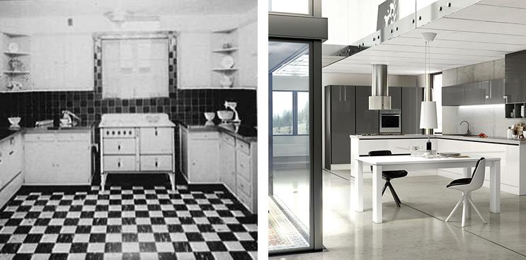 El arte de hacer una cocina