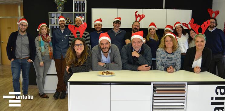 ¡Feliz Navidad desde antalia!