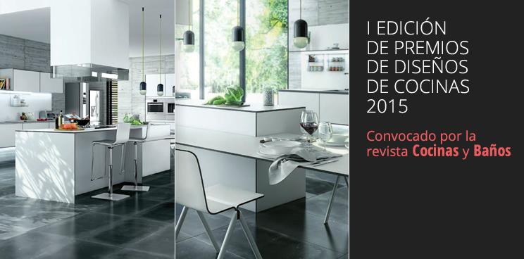 Antalia seleccionada en el I Certamen de Diseños de Cocinas de la revista Cocinas y Baños