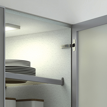 Recessed and surface-mounted lighting