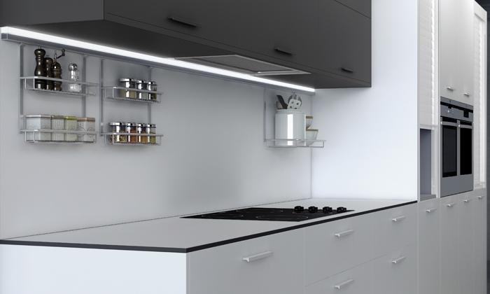 Proyecto 10, cocinas de diseño con estilo de Antalia