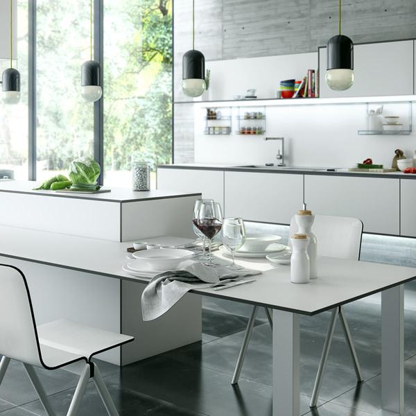Proyecto 11 cocinas con gran capacidad de personalizaci n de antalia - Antalia cocinas ...