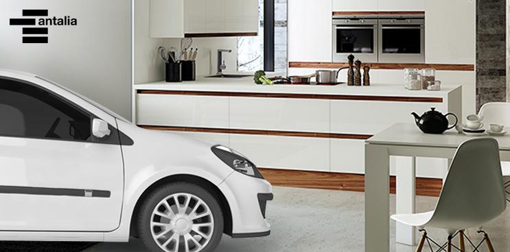 ¿Y tú? ¿Qué cambiarías primero, el coche o la cocina?