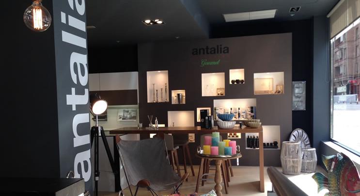 ¡Nuevo showroom de antalia en Valladolid!
