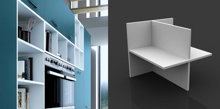 Lanzamos el Sistema Cubos (y revolucionamos la living kitchen)