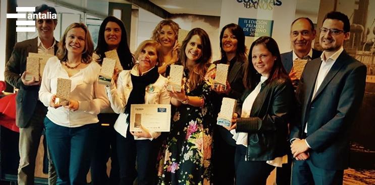 Un año más… ¡Premio Mejor página web y servicios digitales para antalia!